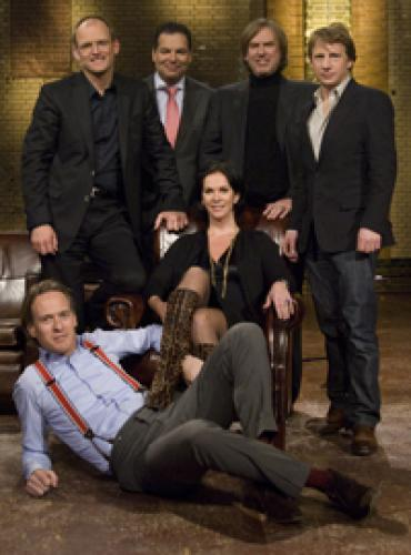 Dragons' Den (NL) next episode air date poster