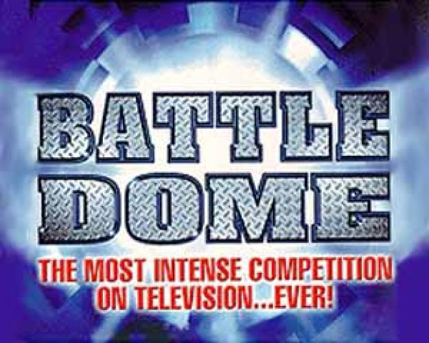 Battle Dome next episode air date poster