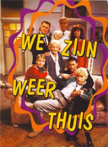 We zijn weer thuis next episode air date poster