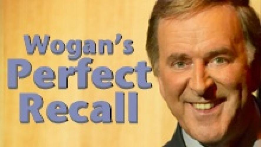 Wogan's Perfect Recall next episode air date poster
