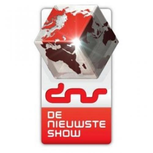 Nieuwste show, De next episode air date poster