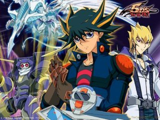 Yu-Gi-Oh! 5D's next episode air date poster