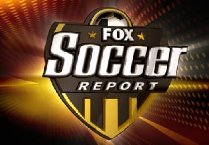 Fox Soccer Report next episode air date poster
