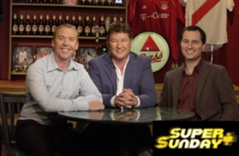 Super Sunday + next episode air date poster