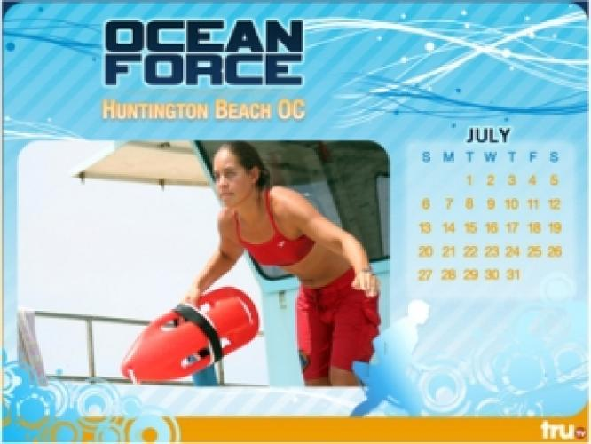 Ocean Force: Huntington Beach, O.C. next episode air date poster