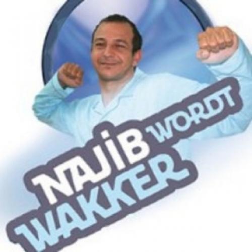 Najib wordt wakker next episode air date poster