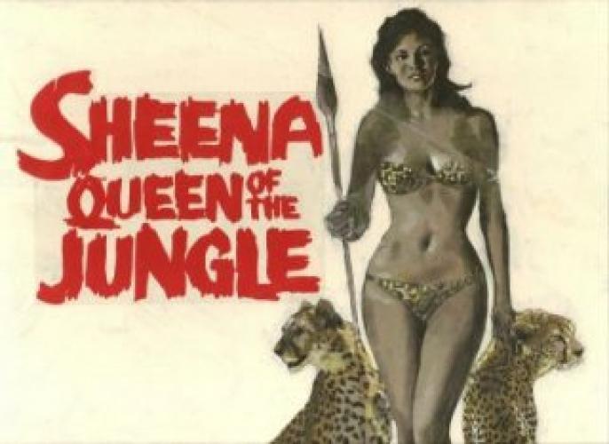 Sheena, Queen of the Jungle next episode air date poster