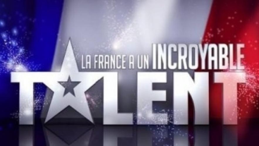 La France A Un Incroyable Talent next episode air date poster