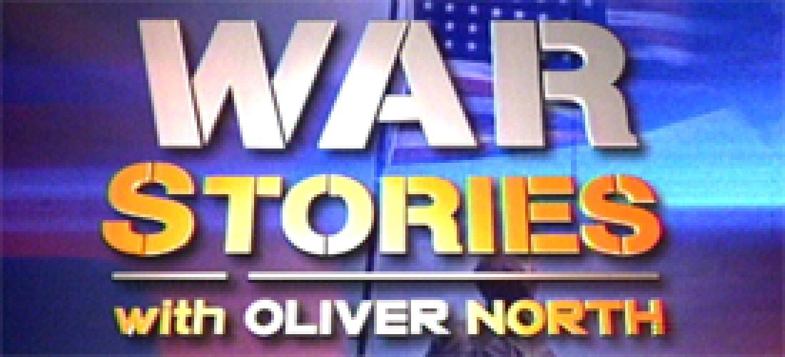 War Stories with Oliver North next episode air date poster