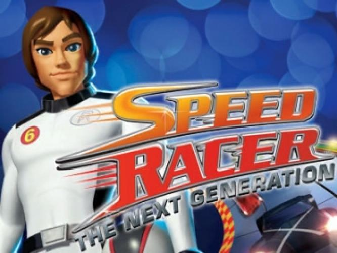 Speed Racer: The Next Generation next episode air date poster