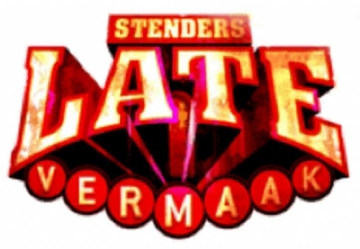 Stenders late vermaak next episode air date poster