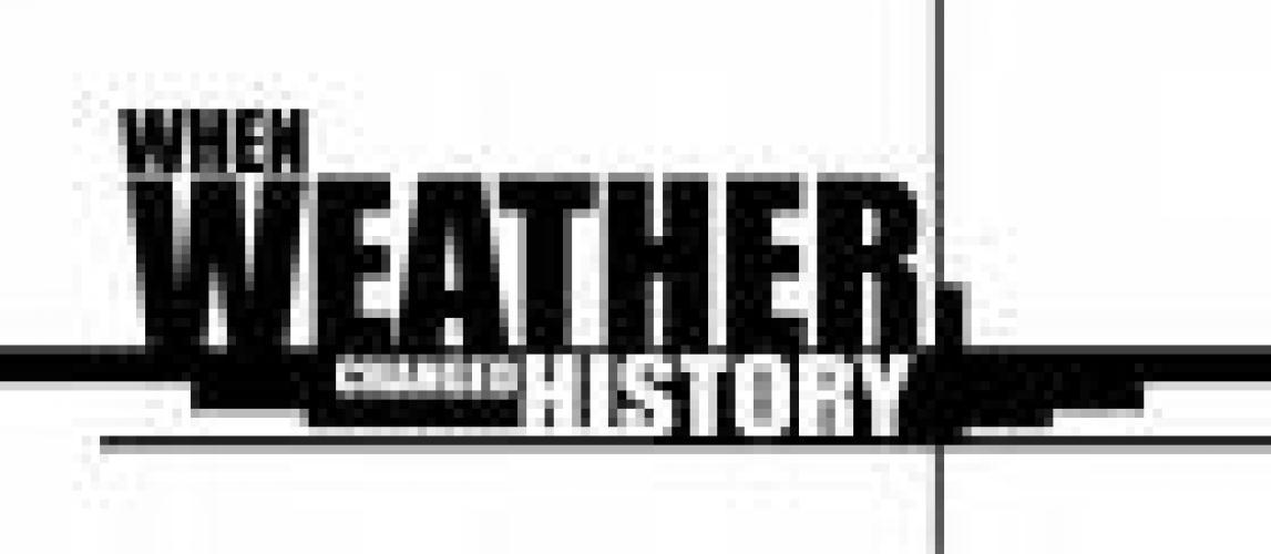 When Weather Changed History next episode air date poster