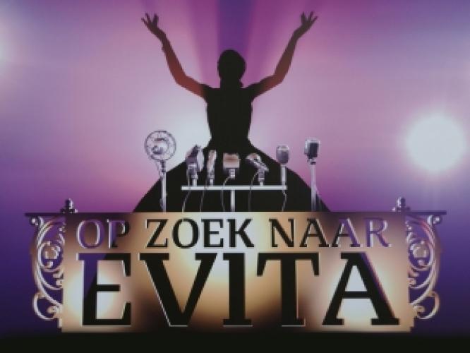 Op zoek naar Evita next episode air date poster