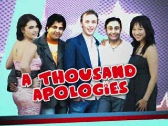 A Thousand Apologies next episode air date poster