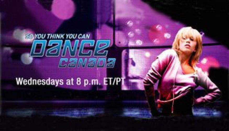 So You Think You Can Dance Canada next episode air date poster