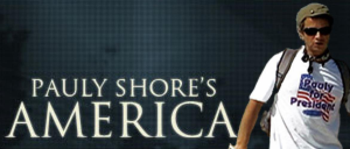 Pauly Shore's America next episode air date poster