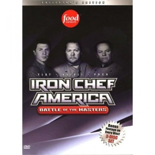 Iron Chef America: Battle of the Masters next episode air date poster