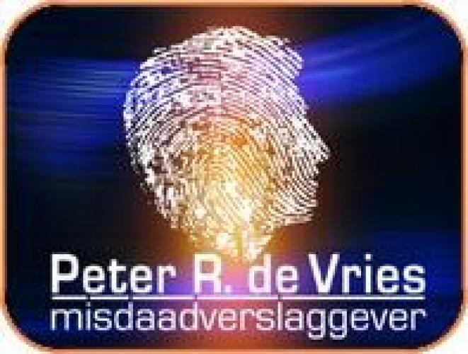 Peter R. de Vries misdaadverslaggever next episode air date poster