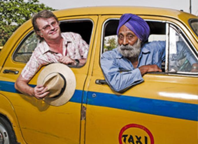Paul Merton in India next episode air date poster