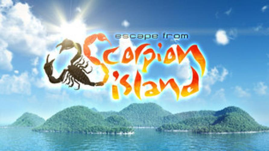Escape from Scorpion Island next episode air date poster