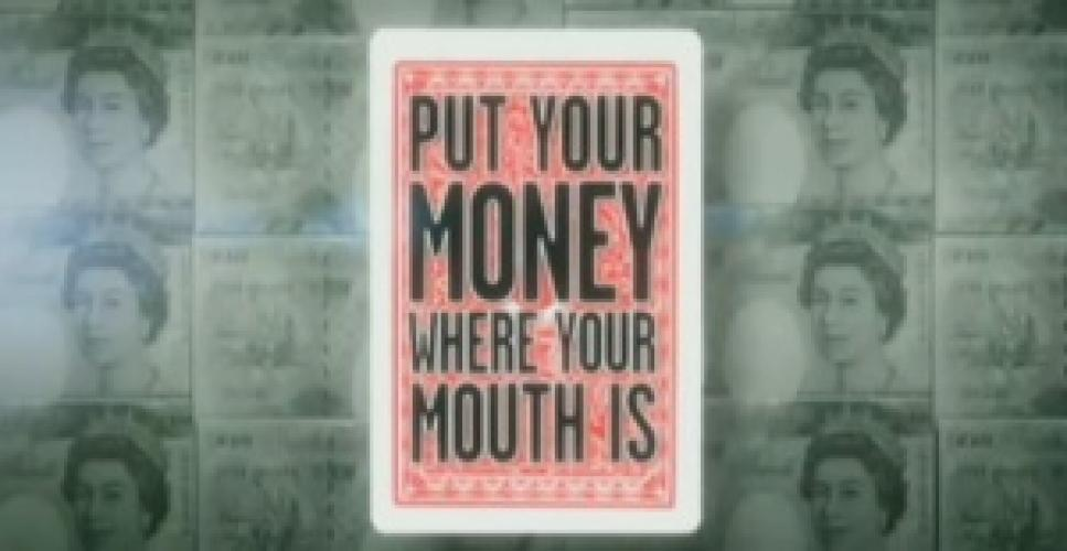 Put Your Money Where Your Mouth Is next episode air date poster