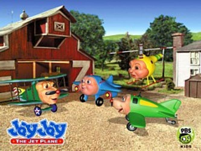 Jay Jay The Jet Plane next episode air date poster