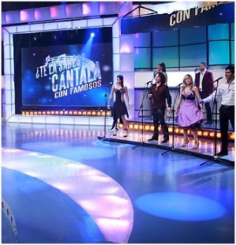 Te La Sabes? Cantala Famosos next episode air date poster