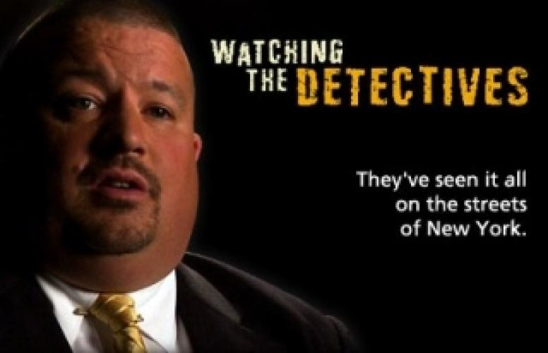 Watching The Detectives next episode air date poster