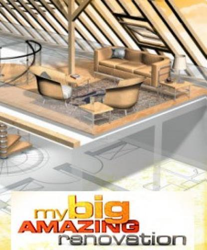 My Big Amazing Renovation next episode air date poster