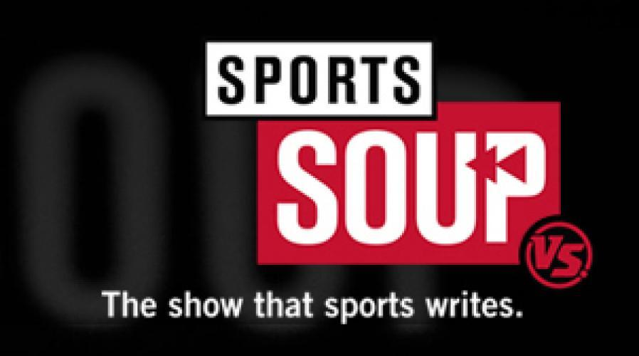 Sports Soup next episode air date poster