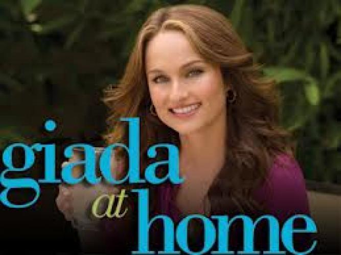 Giada at Home next episode air date poster