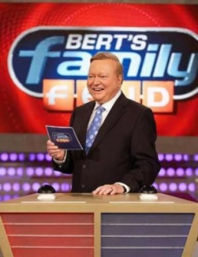 Bert's Family Feud next episode air date poster
