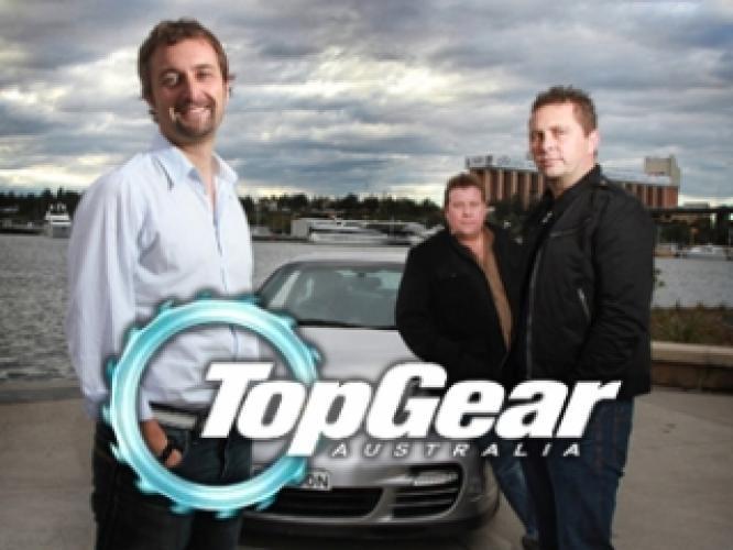 Top Gear Australia next episode air date poster