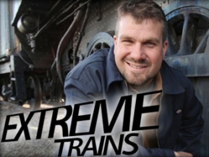 Extreme Trains next episode air date poster