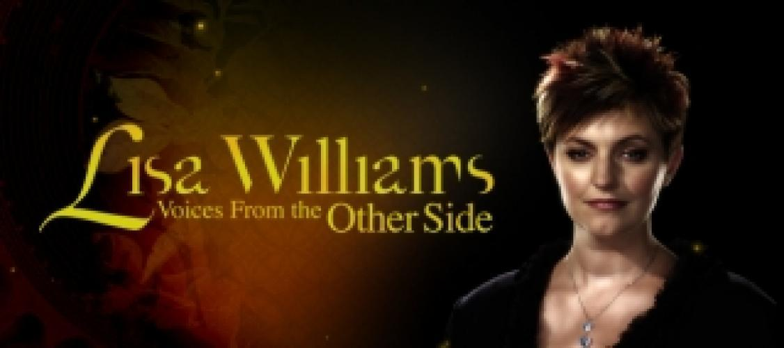 Lisa Williams: Voices from the Other Side next episode air date poster