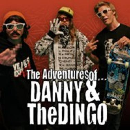 The Adventures of Danny & The Dingo next episode air date poster