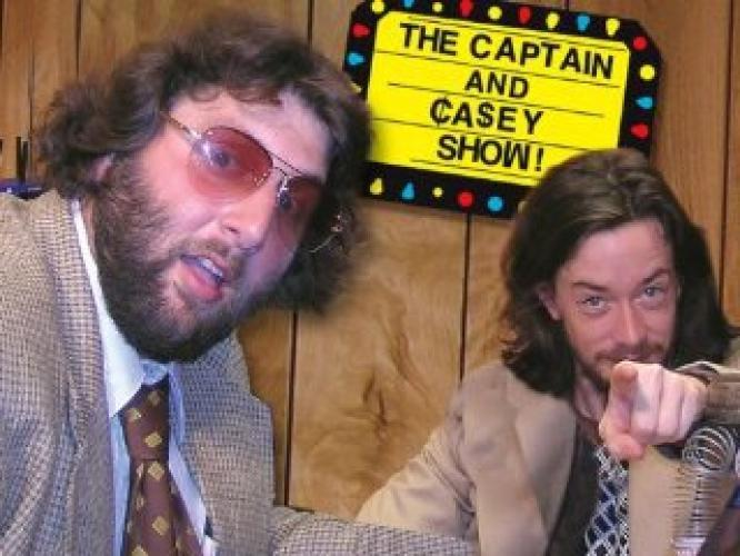 The Captain & Casey Show next episode air date poster