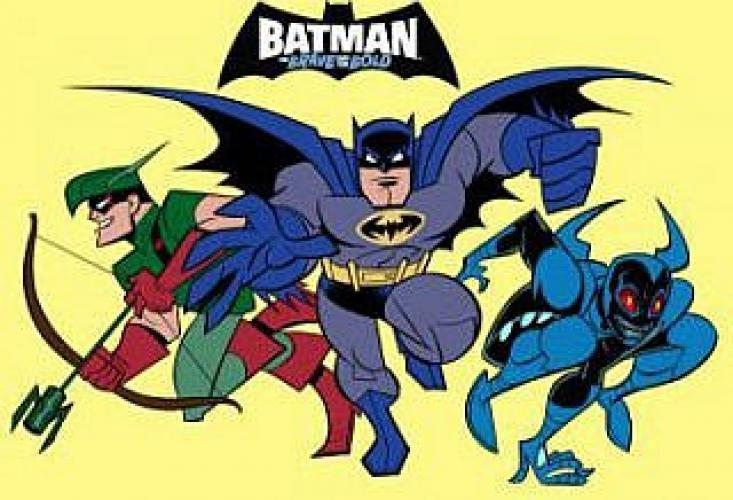 Batman: The Brave and The Bold next episode air date poster