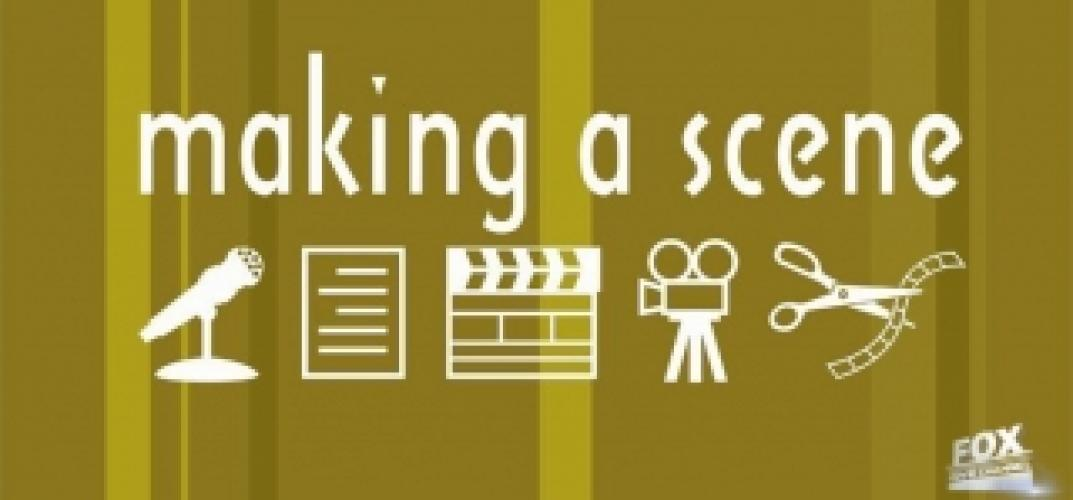 Making a Scene next episode air date poster