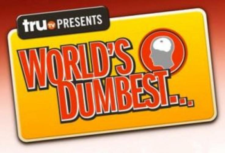 truTV Presents: World's Dumbest... next episode air date poster