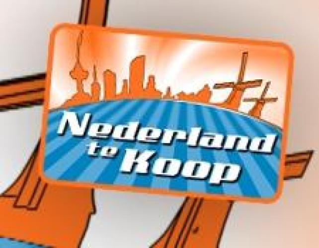 Nederland te Koop next episode air date poster
