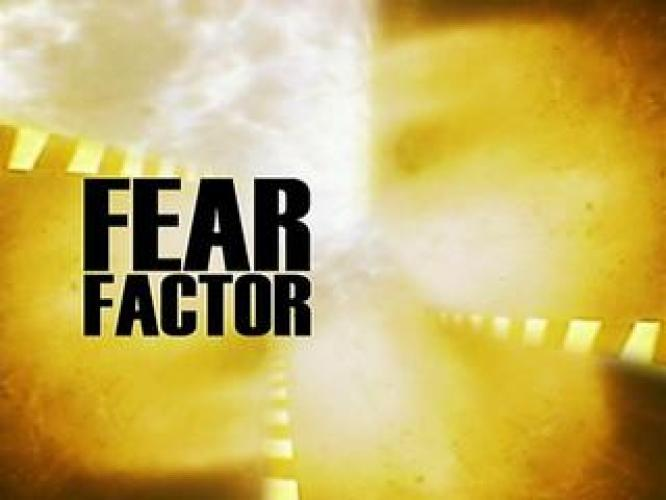 Celebrity Fear Factor UK next episode air date poster