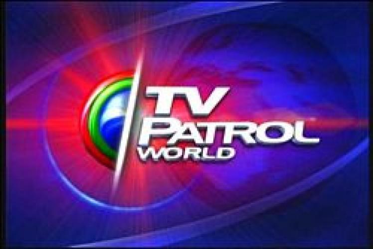 Tv Patrol World next episode air date poster