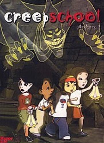 Creepschool next episode air date poster