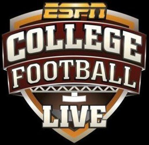 College Football Live next episode air date poster