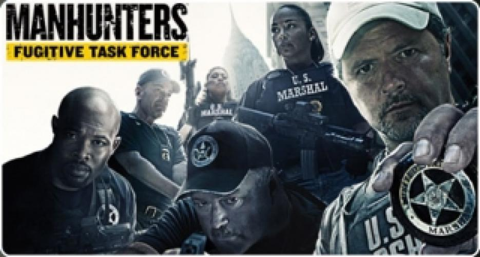 Manhunters: Fugitive Task Force next episode air date poster