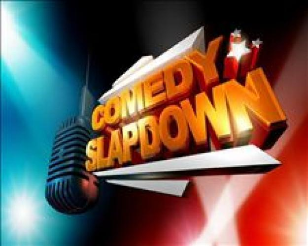 Comedy Slapdown next episode air date poster