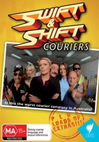 Swift and Shift Couriers next episode air date poster