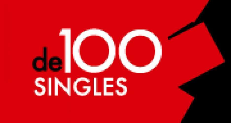100 singles, De next episode air date poster