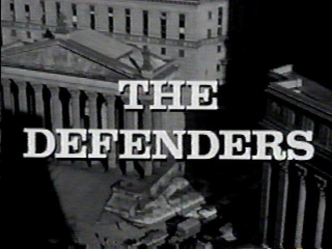 The Defenders (1961) next episode air date poster